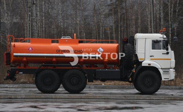 ATZ-10 KAMAZ-43118