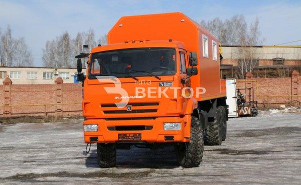 АРОК КАМАЗ-43118 КМУ ИМ-95 (комплектация АОП2М)
