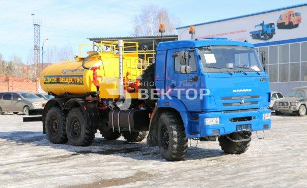 СИН-32 КАМАЗ-43118 (7 куб. м)