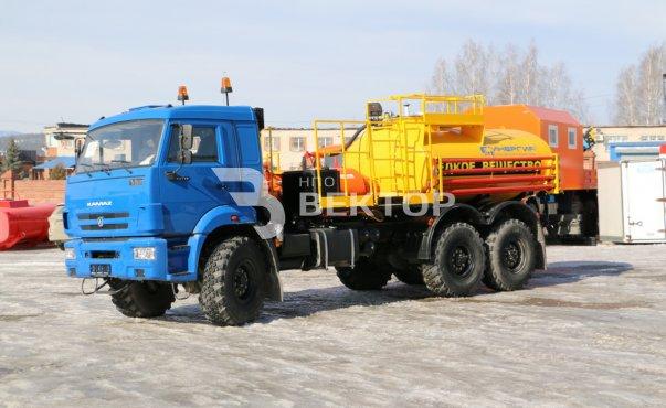 СИН-32 КАМАЗ-43118 ЕВРО-2