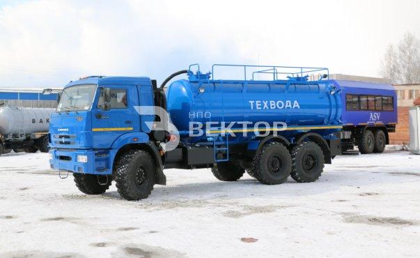 МВ-12,5 КАМАЗ-43118