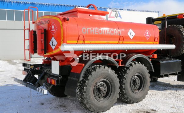 АТЗ-8,5 КАМАЗ-43118-LSE (Cummins)