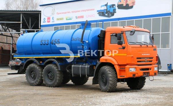 МВ-10 КАМАЗ-43118 (ЭКОНОМ)