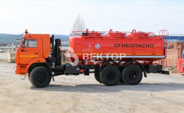 АТЗ-16 КАМАЗ-65111М (Односкатный)
