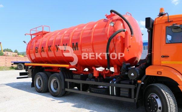 АКН-20 КАМАЗ-6520