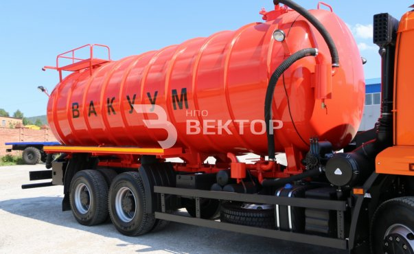 МВ-20 КАМАЗ-6520
