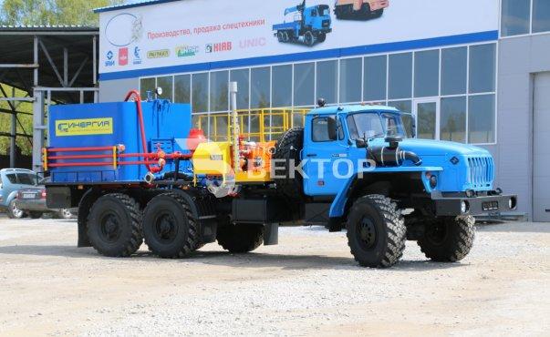 СИН-35 Урал-4320