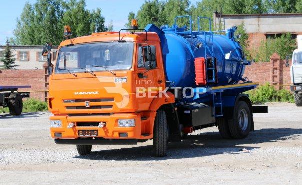 МВС-7,5М КАМАЗ-43253 (Техвода)