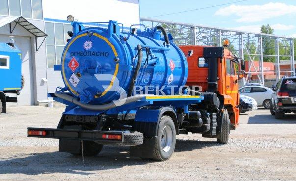 АКНС-7,5М КАМАЗ-43253 (Огнеопасная)