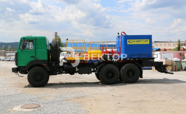 СИН-35.64 МАЗ-6317Х9
