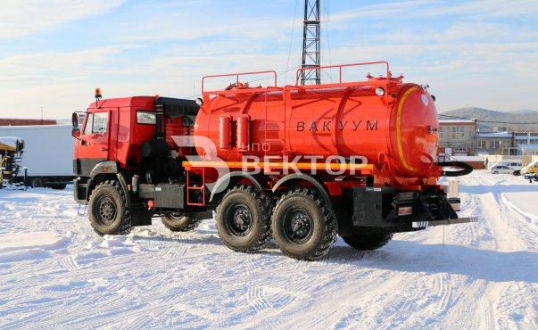 МВ-11,5 КАМАЗ-43118