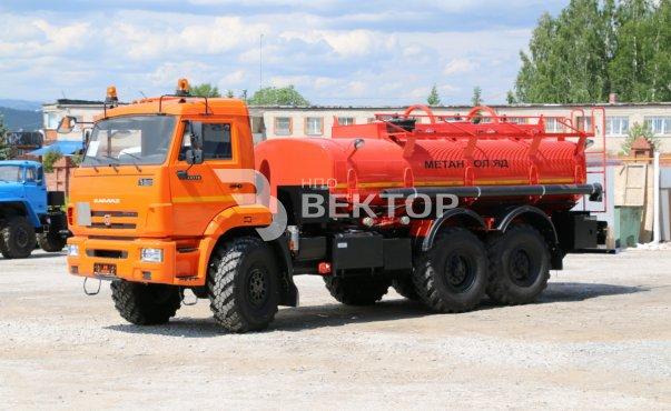 АЦМ-10М КАМАЗ-43118-МЕТАНОЛ