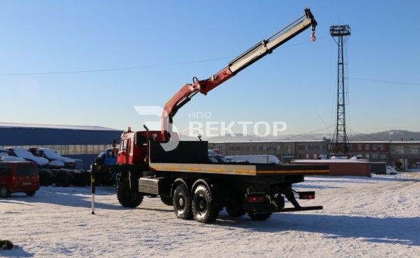 КАМАЗ-6522 с КМУ PK23500