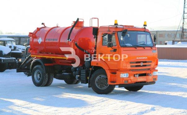 МВ-7,5ОД КАМАЗ-43253