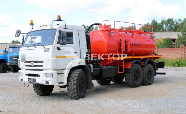 МВ-9 КАМАЗ-43118