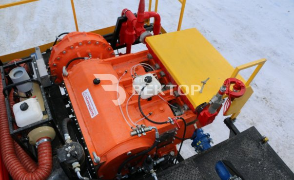 СИН-35.53 МАЗ-6317Х9 для колтюбинга