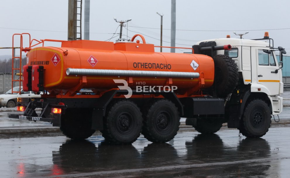 АЦН-11 КАМАЗ-43118