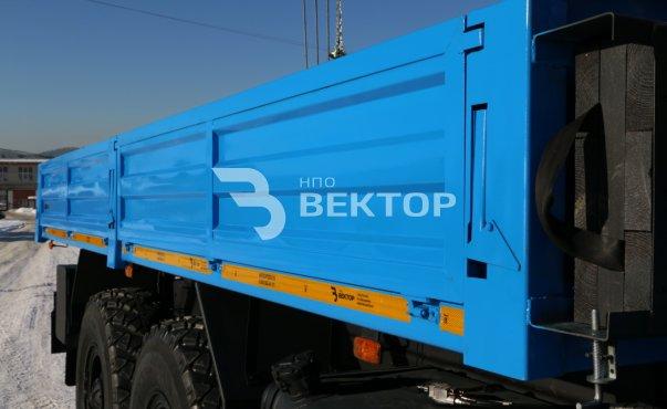 Урал 4320-80М с КМУ DongYang 1404