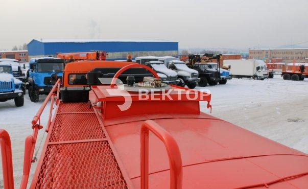 АТЗ-8 КАМАЗ-43118
