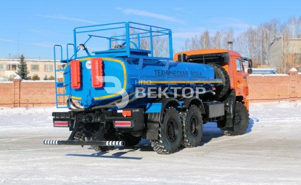 АЦН-10 КАМАЗ-43118 под СИН.35