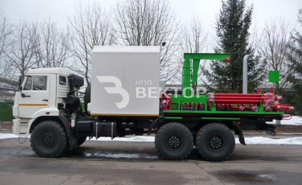 БМ-70/32 КАМАЗ-43118