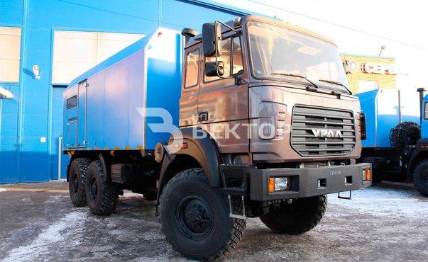ППУА-1600/100 Урал-4320