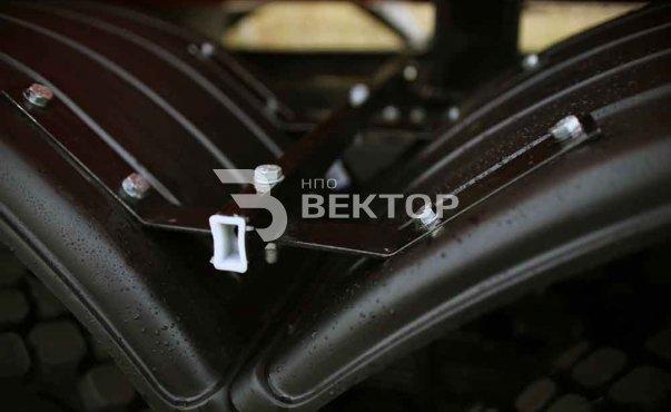 Кислотовоз СИН 37.05 на шасси КАМАЗ-43118  фото