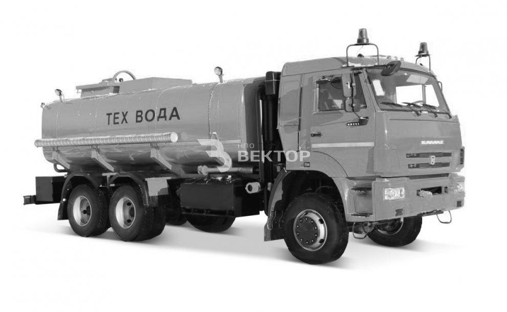 АЦН-16 КАМАЗ-65111