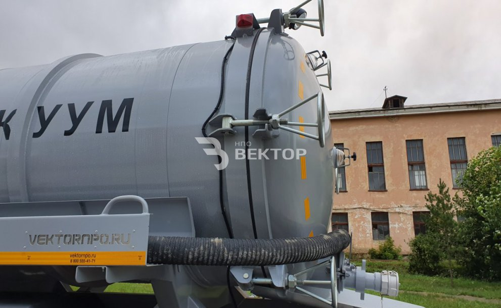 МВ-10ОД КАМАЗ-43118 Cummins