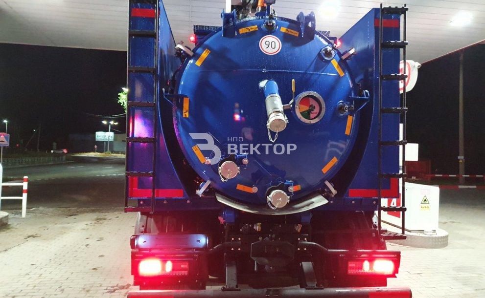 МВСКП-8 КАМАЗ-6520