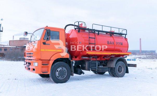 МВ-10 КАМАЗ-53605