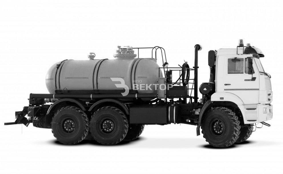 АЦК-8,2Н КАМАЗ-43118