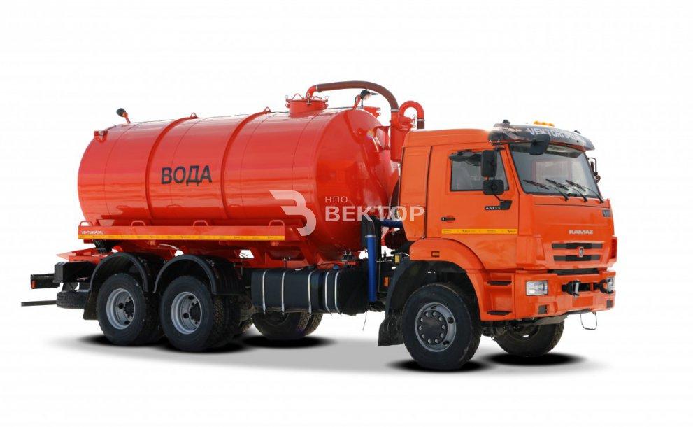 АКН-16 КАМАЗ-65111