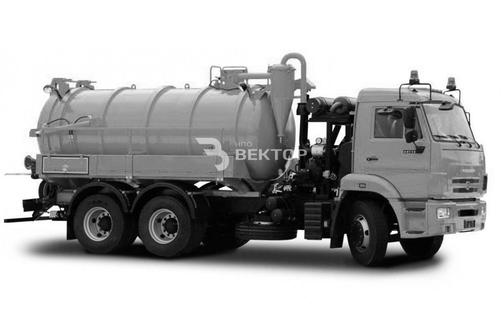 АКНС-10 КАМАЗ-65115