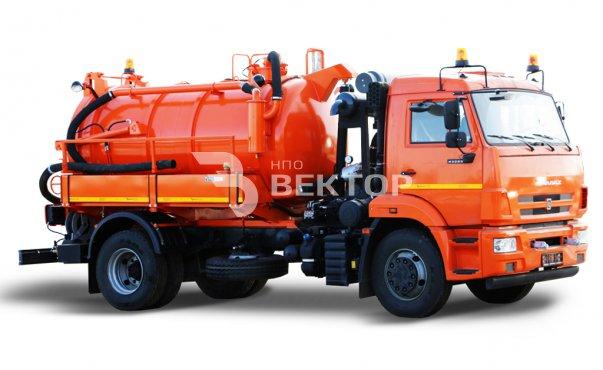 АКНС-7,5М КАМАЗ-43253