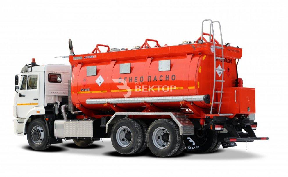 АТЗ-15 КАМАЗ-65115 VEKTORBIZNES