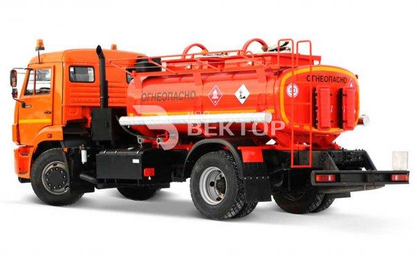 АТЗ-7,5 КАМАЗ-43253
