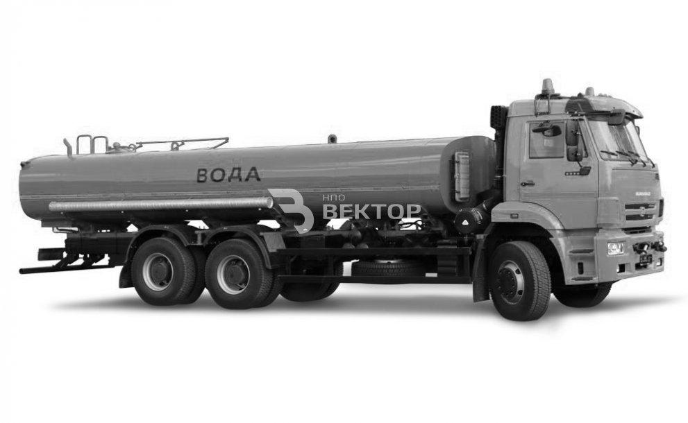 АЦПТ-16 КАМАЗ-6520