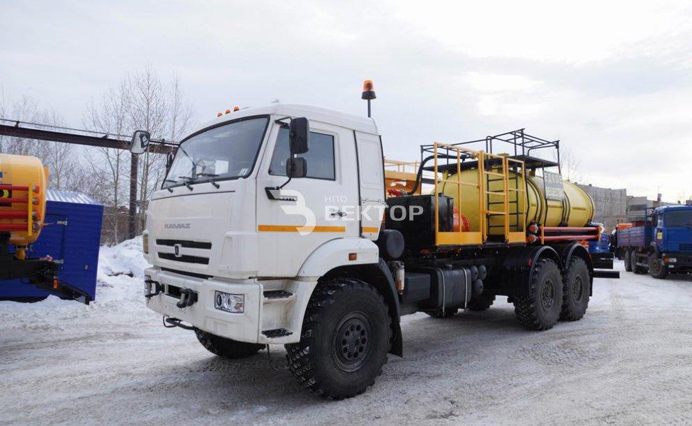 СИН-32 КАМАЗ-43118 (стеклопластик)