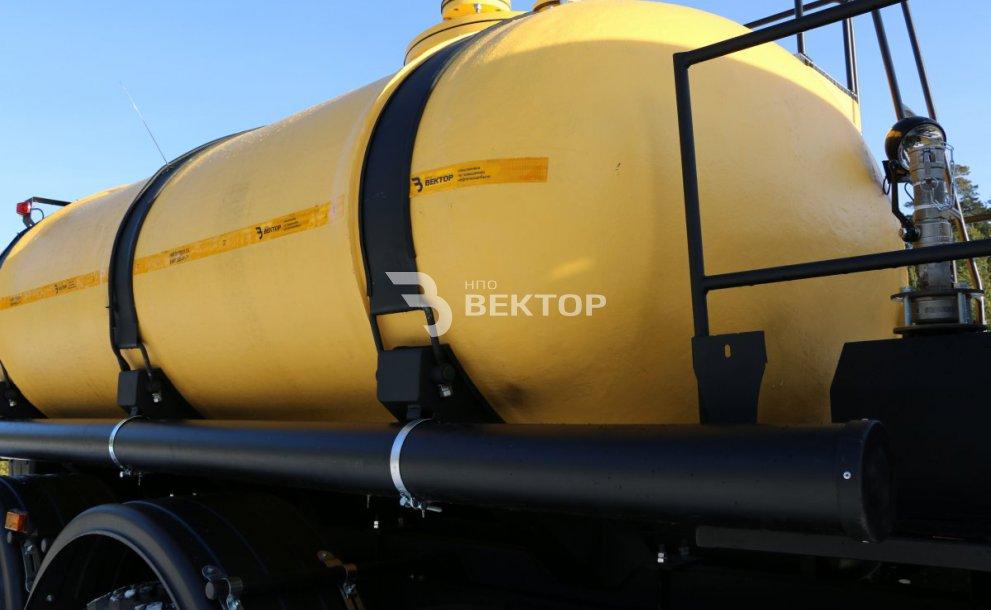 АЦК-10 КАМАЗ-43118