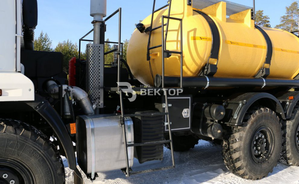 ACK-8.2NM KAMAZ-43118