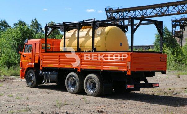 АЦК-8.1М3 КАМАЗ-65115