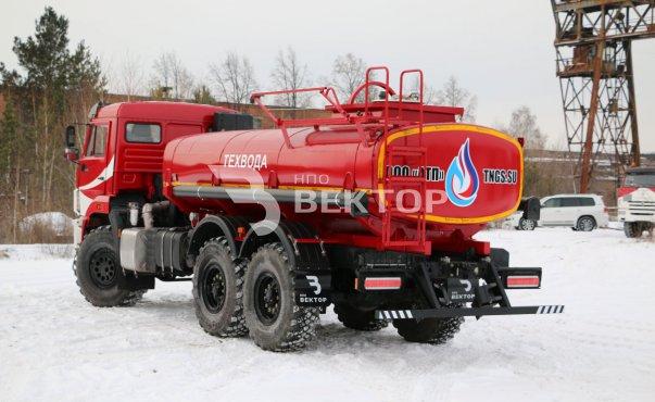 АЦН-10 КАМАЗ-43118