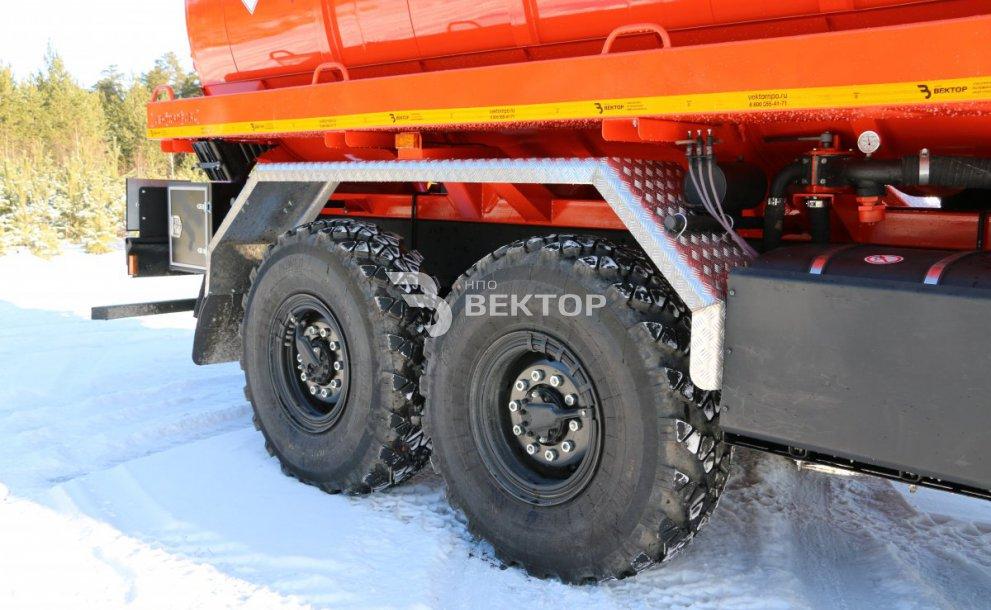 АКН-15 КАМАЗ-43118