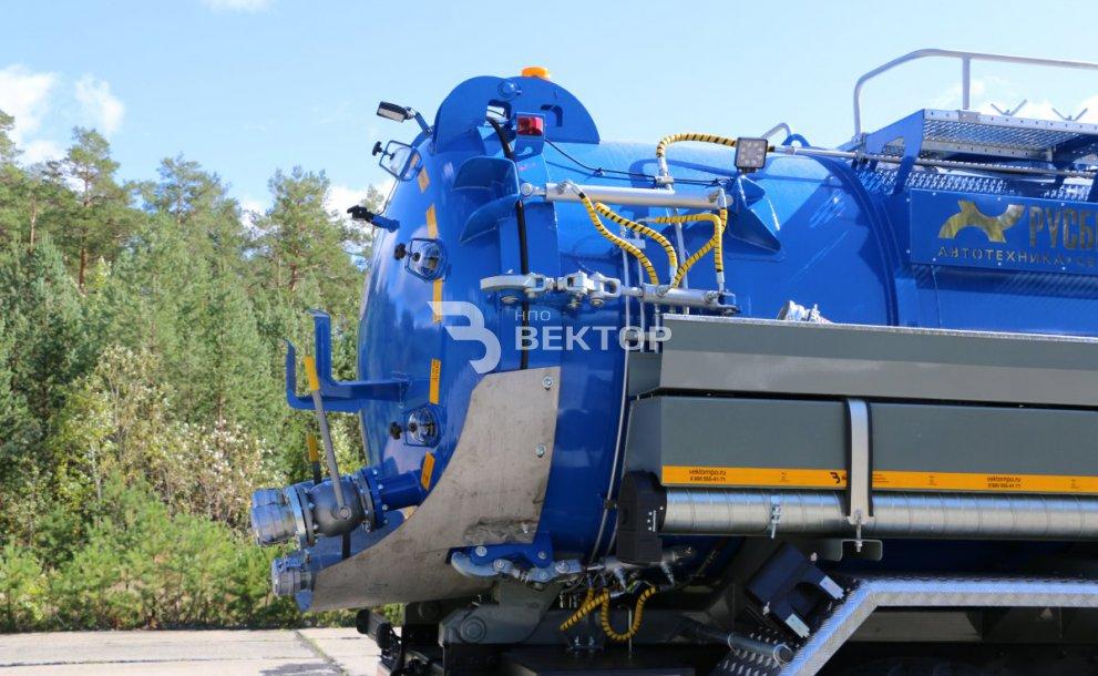 МВС-10 КАМАЗ-43118 NG