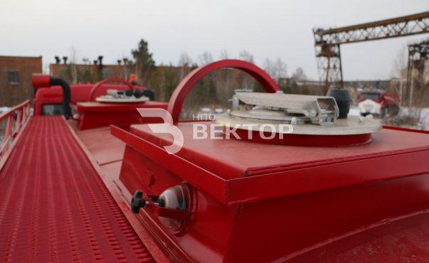 АТЗ-12М КАМАЗ-43118