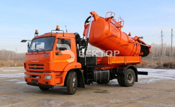 МВС-7,5М КАМАЗ-43253