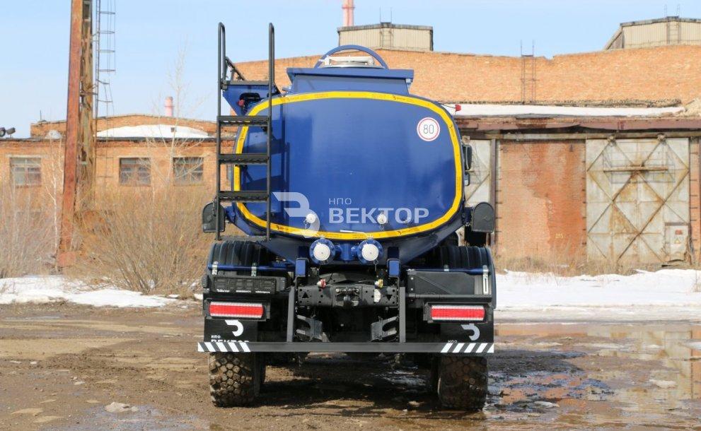 АЦВ-10М КАМАЗ-43118