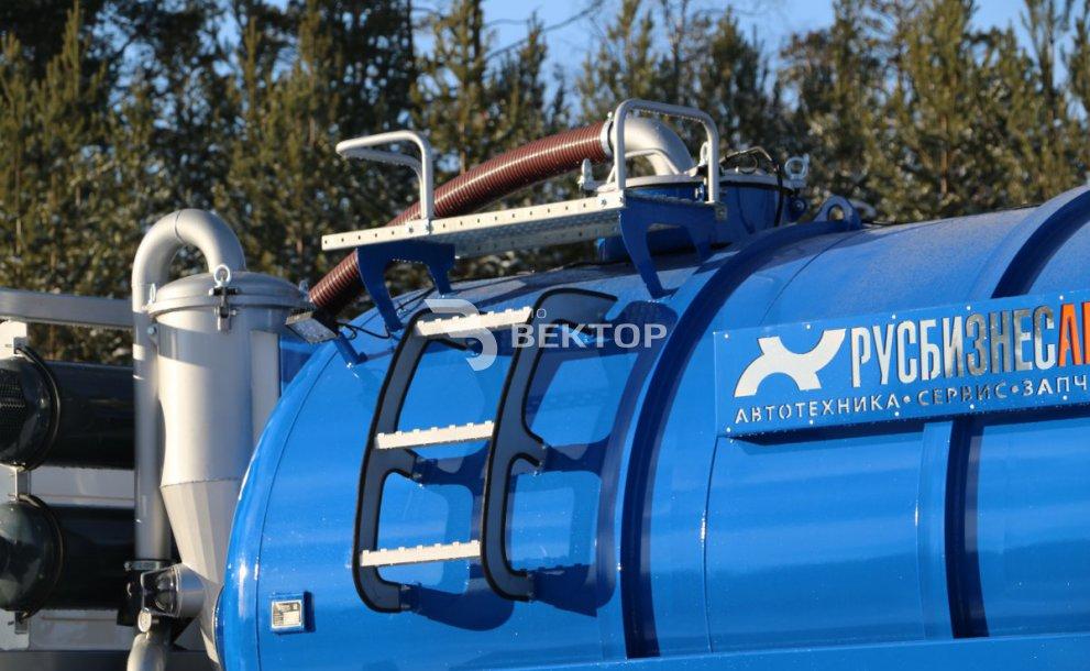 МВС-14 МАЗ-6312-26 САМСОН