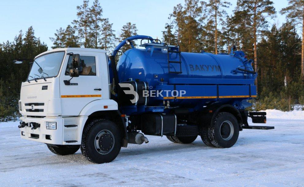 МВС-10 КАМАЗ-53605